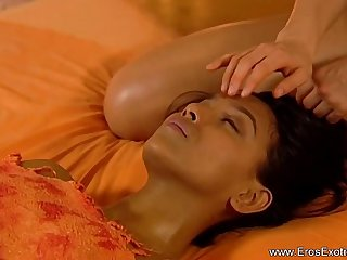 Lesbian Massage Techniques From India